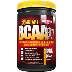 Mutant Nutrition BCAA 9.7 0,35kg