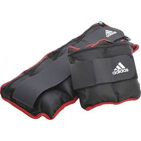 Adidas Adjustable Ankle Wrist Weights 2x2kg