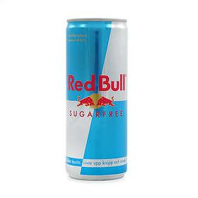 Red Bull Sugar Free Burk 0,25l