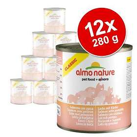 Almo Nature Cat Classic Chicken & Salmon 12x0,28kg