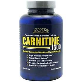 MHP Carnitine 1500 120 Kapslar