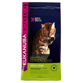 Eukanuba Cat Adult Hairball Control 0.4kg