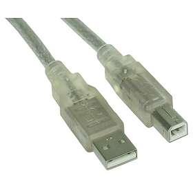 InLine USB A - USB B 2.0 10m