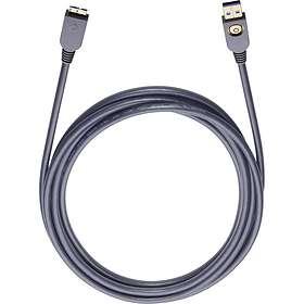 Oehlbach MAX USB A - USB Mini-B 3.0 7.5m