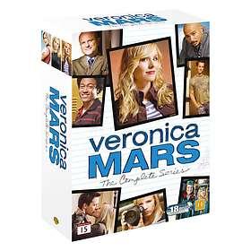 Veronica Mars: Complete Box - Säsong 1-3 (18-Disc)