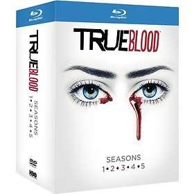 True Blood - Säsong 1-5
