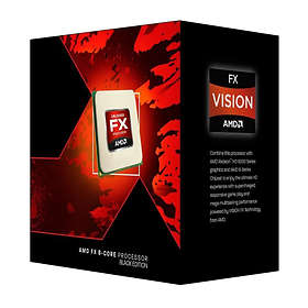 AMD FX-Series FX-9590 4,7GHz Socket AM3+ Box without Cooler