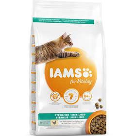 Iams for Vitality Cat Adult Sterilised 3kg