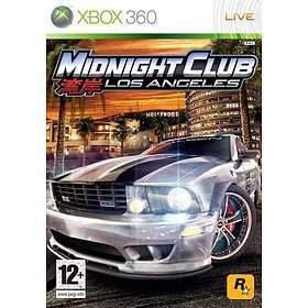 Midnight Club: Los Angeles (Xbox 360)