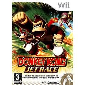 Donkey Kong: Jet Race (Wii)