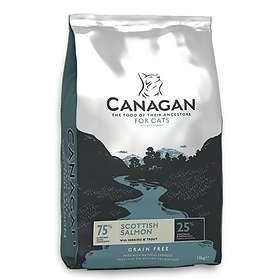 Canagan Cat Scottish Salmon 0,375kg