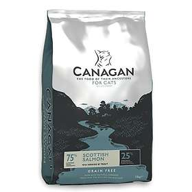 Canagan Cat Scottish Salmon 4kg