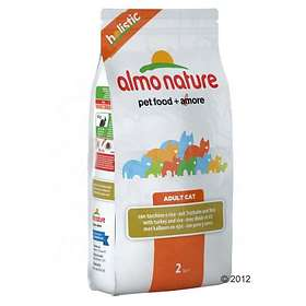 Almo Nature Cat Holistic Adult Turkey & Rice 12kg