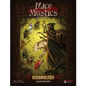 Plaid Hat Games Mice & Mystics: Heart of Glorm (exp.)
