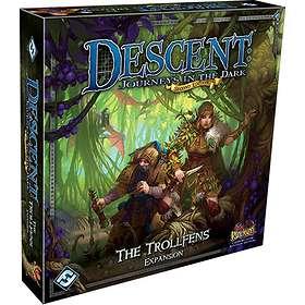 Descent: Les Marais du Troll (exp.)