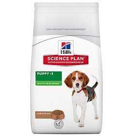 Hills Canine Science Plan Puppy Lamb & Rice 7.5kg