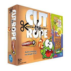 Hasbro Connect 4 Cut The Rope (pocket)
