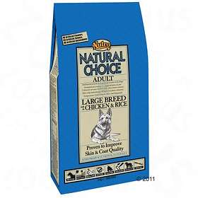 Nutro Dog Natural Choice Adult Large Breed Chicken & Rice 12kg