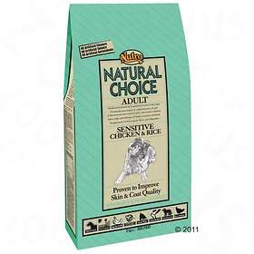 Nutro Dog Natural Choice Adult Sensitive Chicken & Rice 12kg