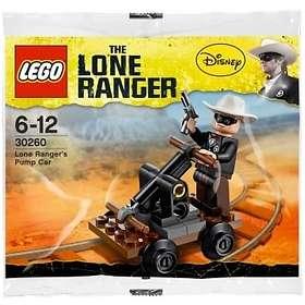 LEGO Lone Ranger 30260 Ranger's Pump Car