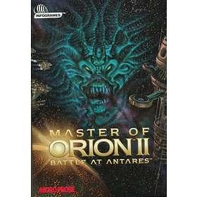 Master of Orion II (Mac)