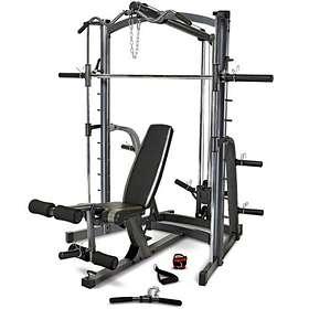 Marcy Fitness MWB1282 Home Gym Smith Machine