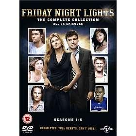 Friday Night Lights - Season 1-5 (UK)