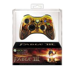 Microsoft Xbox 360 Wireless Gamepad Fable III Limited Edition (Xbox 360)