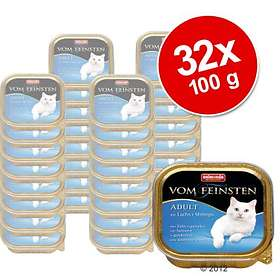 Animonda Cat Vom Feinsten Salmon & Shrimps 32x0,1kg