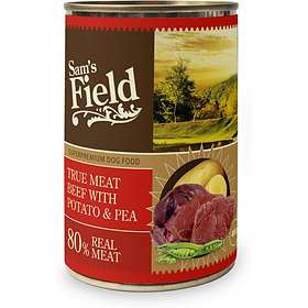 Sams Field Adult Beef & Potato 0,4kg