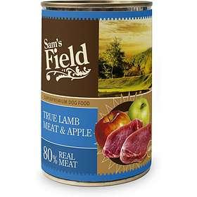 Sams Field Adult Lamb & Apple 0,4kg