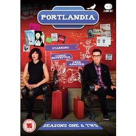 Portlandia - Season 1-2 (UK)