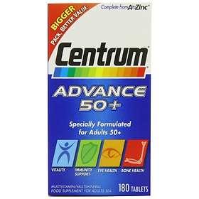 Centrum Advance 50+ Multivitamin 180 Tablets
