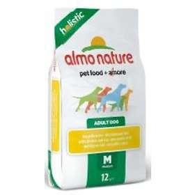 Almo Nature Holistic Adult Medium Chicken & Rice 12kg
