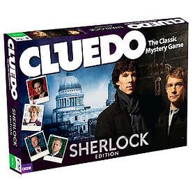 Hasbro Cluedo Sherlock Edition