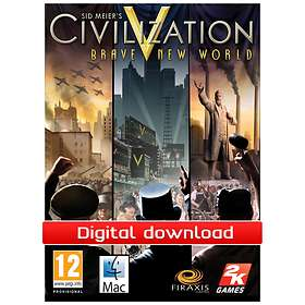 Civilization V Expansion: Brave New World (Mac)