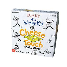 Pressman Diary Of A Wimpy Kid: Cheese Touch