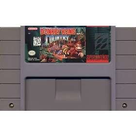 Donkey Kong Country (USA) (SNES)