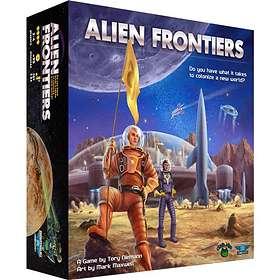 Alien Frontiers: Faction Pack 4 (exp.)