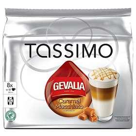 Gevalia Tassimo Caramel Macchiato 8st (Kapsler)