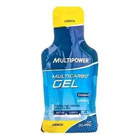 Multipower Multicarbo Energy Gel 40g