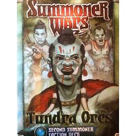 Plaid Hat Games Summoners Wars: Tundra Orcs - Second Summoner Faction Deck (exp.