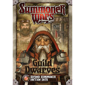 Summoner Wars: Guild Dwarves Second Summoner (exp.)