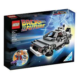 LEGO Cuusoo 21103 Back To The Future Time Machine