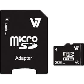 V7 microSDHC Class 10 32GB