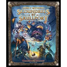 Wizards of the Coast Lords of Waterdeep: Scoundrels of Skullport (exp.)