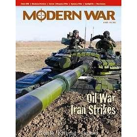 Oil War: Iran Strikes