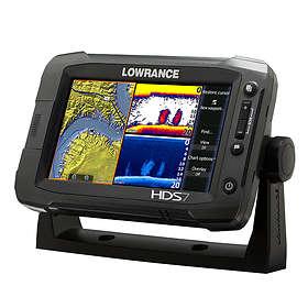 Lowrance HDS-7 Gen2 Touch