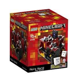LEGO Minecraft 21106 Micro World The Nether