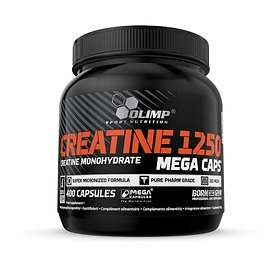 Olimp Sport Nutrition Creatine Mega Caps 1250 400 Capsules